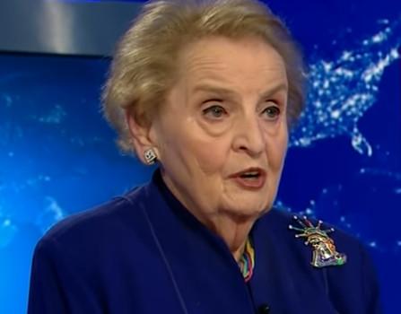 Albright: Το τίμημα του θανάτου των 500.000 παιδιών άξιζε