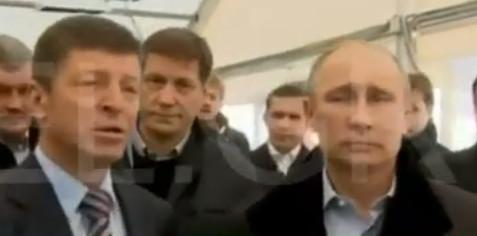 Πως ο Πούτιν αντιμετωπίζει την διαφθορά