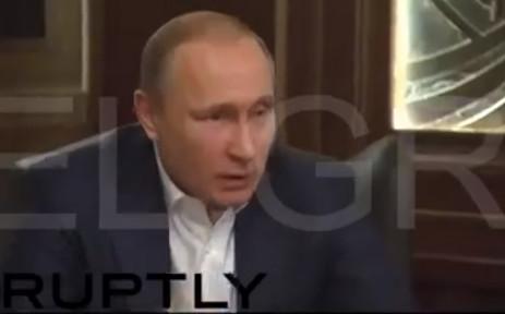 Ο Πούτιν τα χώνει σε Γερμανούς προπαγανδιστές για το θέμα της Κριμαίας