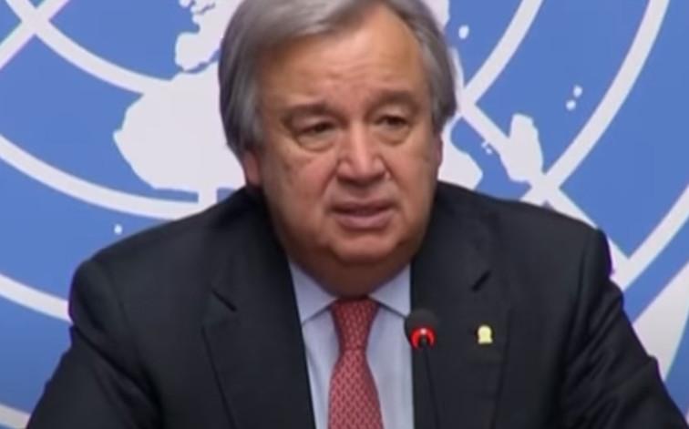 Γενικός Γραμματέας του ΟΗΕ: Στόχος μας η Ατζέντα 2030